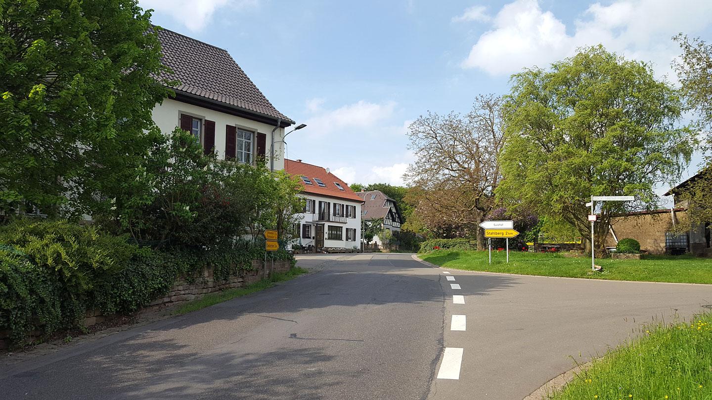 Neubau, Ortsteil von Ransweiler