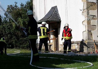Feuerwehr Ransweiler im Einsatz