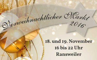 Weihnachtsmarkt in Ransweiler