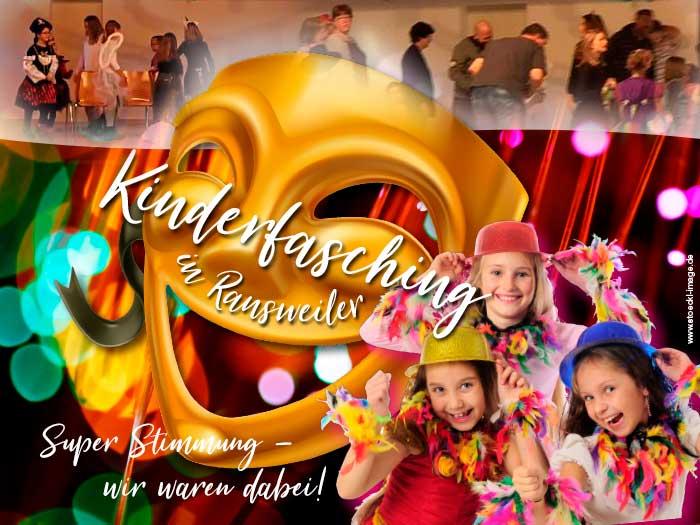Kinderfasching 2019 in Ransweiler
