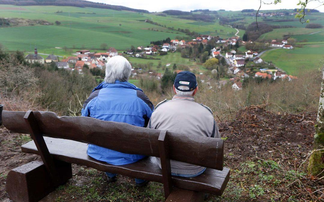 Wieder freie Sicht auf Ransweiler