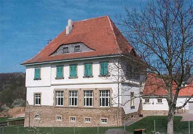 Alte Schule Ransweiler Außenansicht