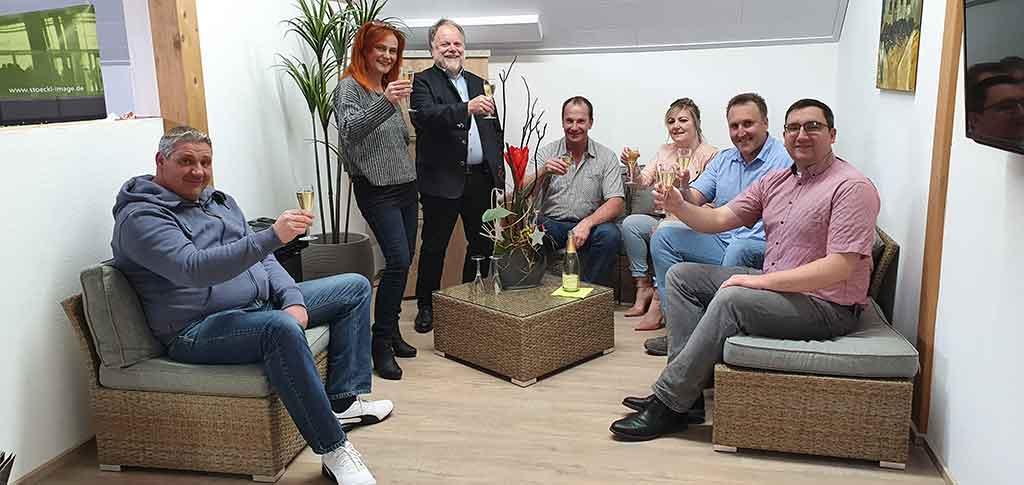 Der Gemeinderat von Ransweiler