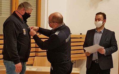 Mario Schreiner ist neuer stv. Wehrleiter