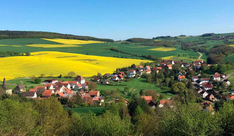 """Ransweiler in der """"Alten Welt"""""""